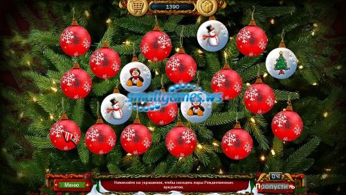 Рождество Страна Чудес 7