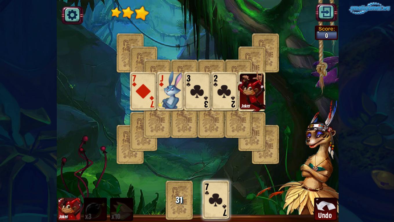 rainforest solitaire �ка�а�� иг�� бе�пла�но