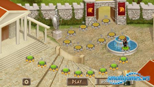 Athens Treasure