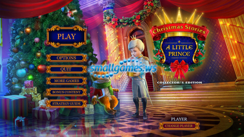 Christmas Stories 6: A Little Prince Collectors Edition