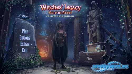 Witches Legacy 11: Rise of the Ancient Collectors Edition