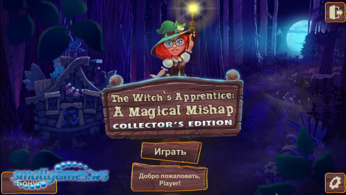 The Witchs Apprentice: A Magical Mishap Collectors Edition (Русская версия)