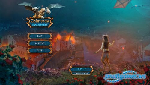 Chimeras 7: New Rebellion