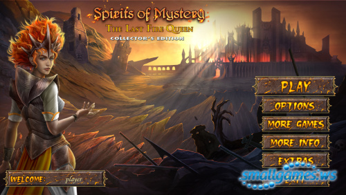 Spirits of Mystery 10: The Last Fire Queen Collectors Edition