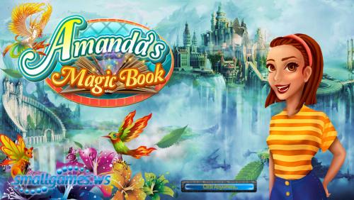 Amandas Magic Book