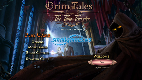 Grim Tales 14: The Time Traveler Collectors Edition