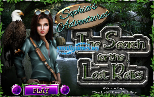 Sophias Adventures: The Search for the Lost Relics
