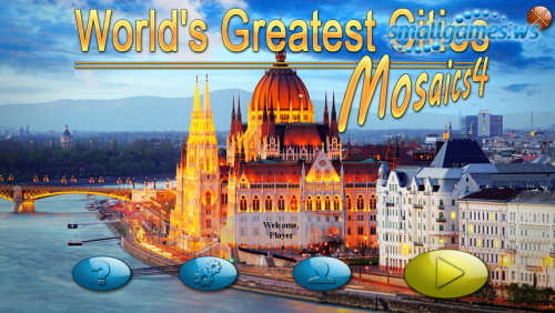 Worlds Greatest Cities Mosaics 4
