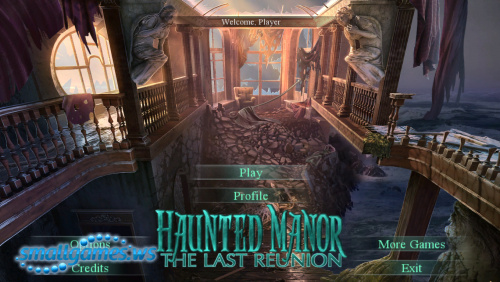 Haunted Manor 4: The Last Reunion
