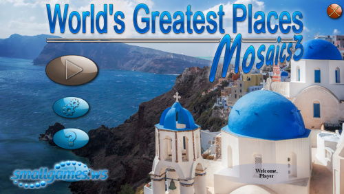 Worlds Greatest Places Mosaics 3