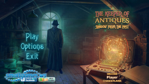 The Keeper of Antiques 4: Shadows From the Past