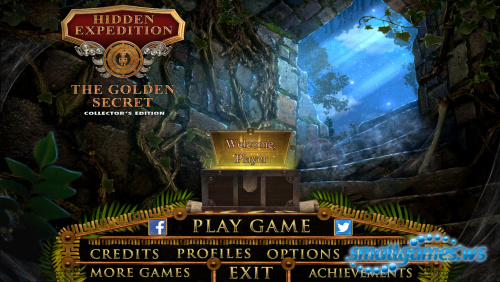 Hidden Expedition 16: The Golden Secret Collectors Edition