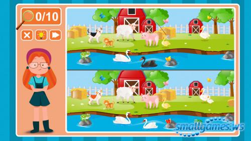 Viki Spotter: The Farm