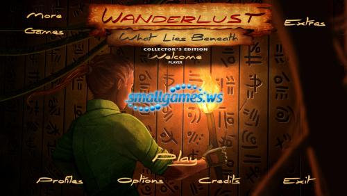 Wanderlust: What Lies Beneath Collectors Edition