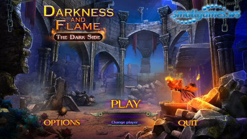 Darkness And Flame 3: The Dark Side