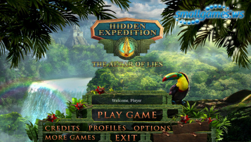 Hidden Expedition 17: The Altar of Lies