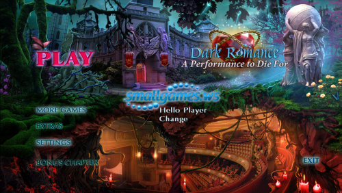 Dark Romance 9: A Performance to Die For