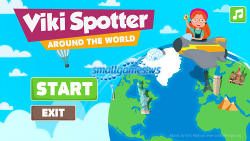 Viki Spotter: Around The World