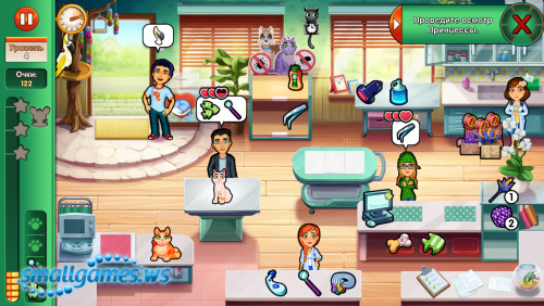 Dr. Cares 2: Amys Pet Clinic Collectors Edition