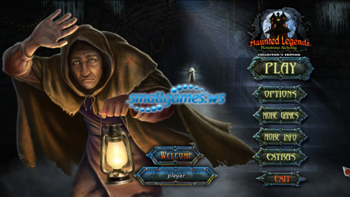 Haunted Legends 12: Monstrous Alchemy Collectors Edition