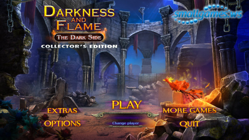 Darkness And Flame 3: The Dark Side Collectors Edition