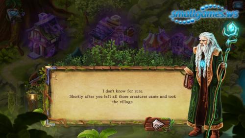 Huntress: The Cursed Village
