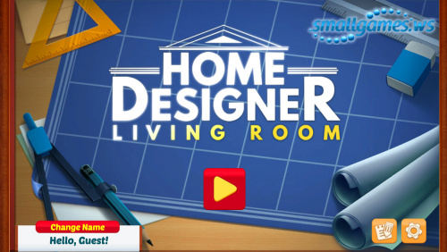 Home Designer: Living Room