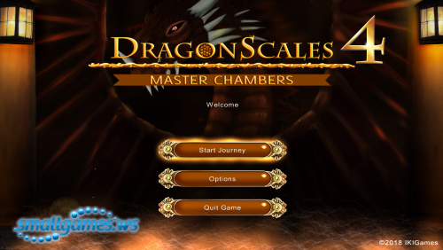 Dragon Scales 4: Master Chambers