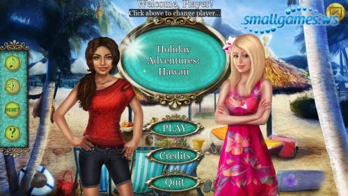 Holiday Adventures 2: Hawaii