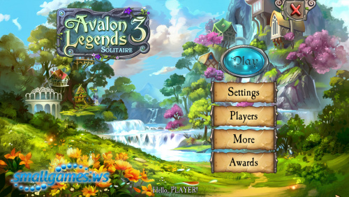 Avalon Legends: Solitaire 3
