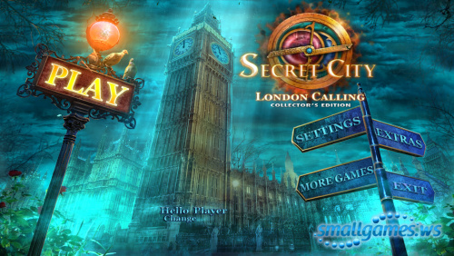 Secret City: London Calling Collectors Edition