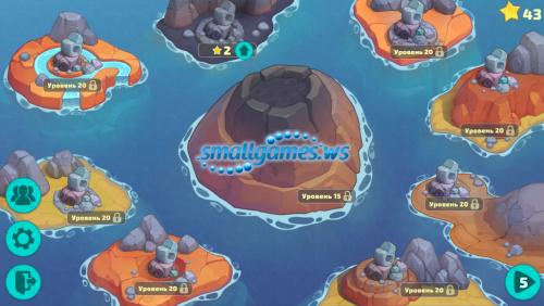 Одинадцать Островов