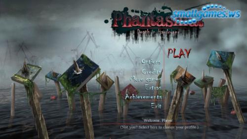 Phantasmat 12: Death in Hardcover