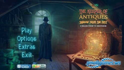 The Keeper of Antiques 4: Shadows From the Past Collectors Edition