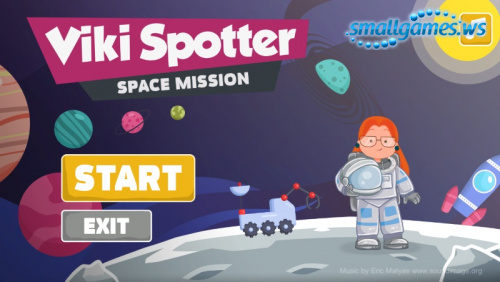 Viki Spotter: Space Mission