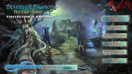 Spirits of Mystery 11: The Lost Queen Collectors Edition