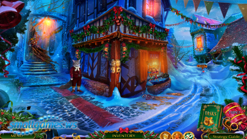 The Christmas Spirit 2: Mother Gooses Untold Tales Collectors Edition