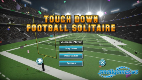 Touch Down Football Solitaire