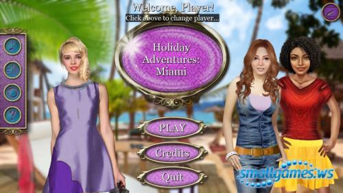 Holiday Adventures 3: Miami