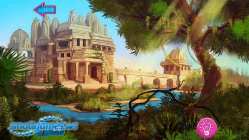 Пасьянс легенд Индии