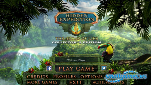 Hidden Expedition 17: The Altar of Lies Collectors Edition