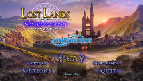 Lost Lands 6: Mistakes Of The Past Collectors Edition