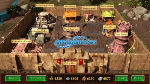 Angkor 2. Runefall