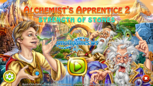 Alchemists Apprentice 2: Strength of Stones (Multi)