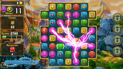 Alchemists Apprentice 2: Strength of Stones (Multi)