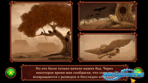 Riddles of the Owls Kingdom (Русская версия)