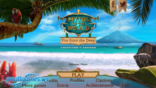 Myths of the World 15: Fire from the Deep Collectors Edition