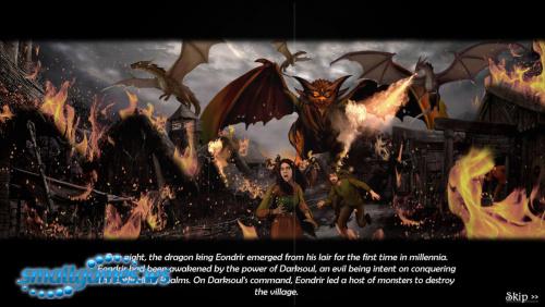 The Enthralling Realms 3: The Blacksmith's Revenge