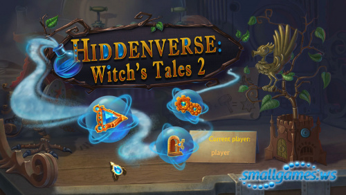 Hiddenverse.: Witchs Tales 2