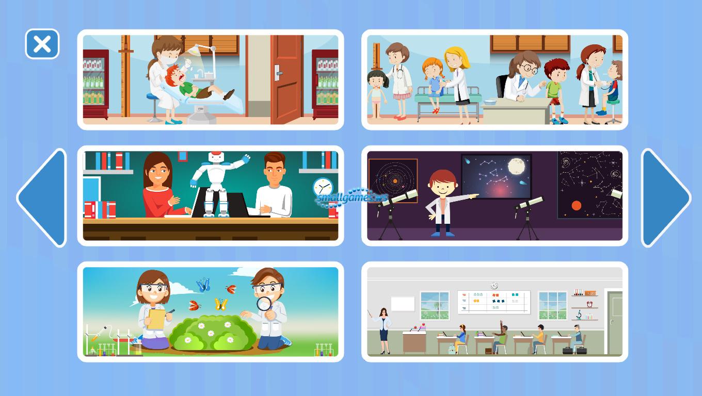 Viki spotter: professions download online